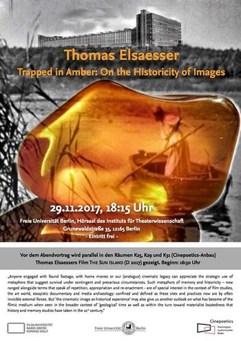 Trapped in Amber: On the Historicity of Images